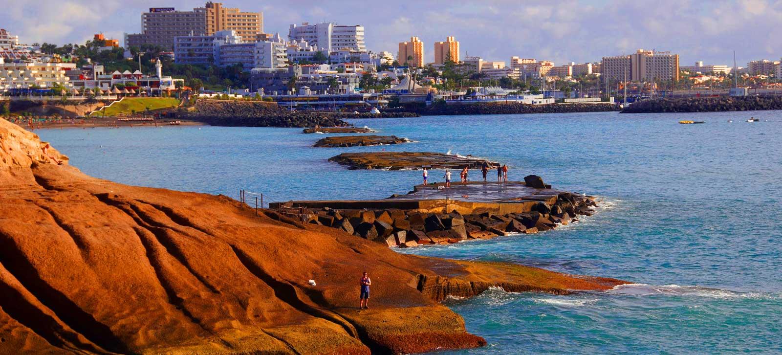 Тенерифе (Пляж Адехе)