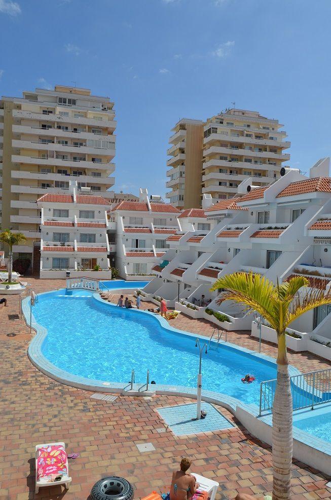 Апартаменты в Адехе (Тенерифе)