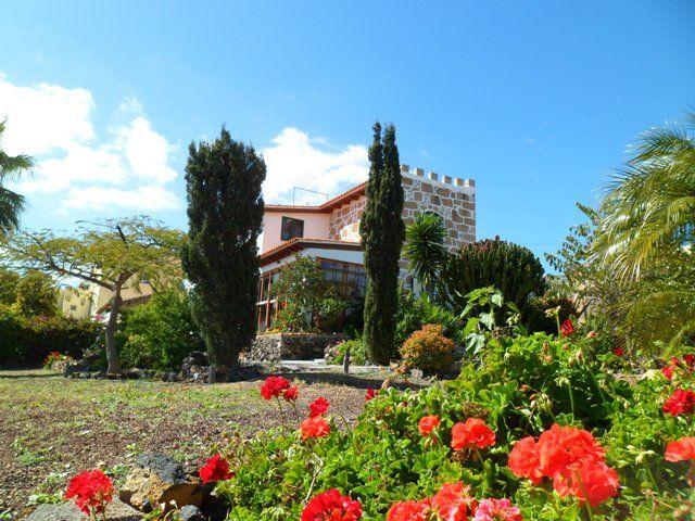 Вилла в Сан Мигеле (Тенерифе)