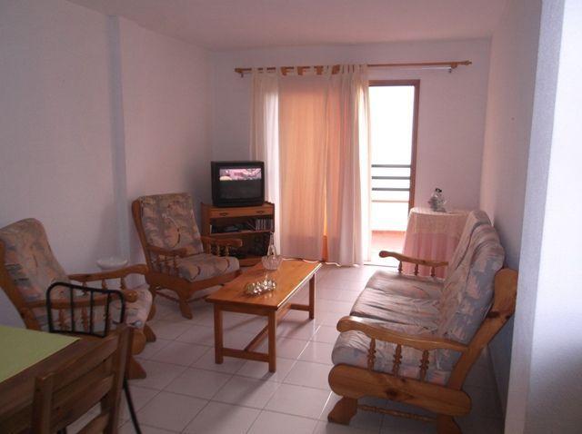 Квартира в Ла Лагуне (Тенерифе)