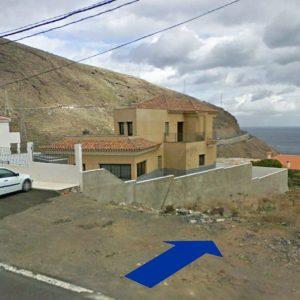 Участок в Лас Калетиллас (Тенерифе)