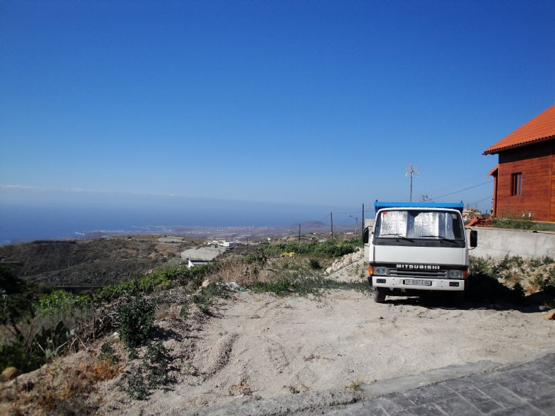 Участок в Арико (Тенерифе)
