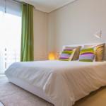 Спальня в апартаментах Виста Роха