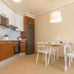 Встроенная кухня (апартаменты VistaRoja - от застройщика)