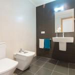 Ванная комната в апартаментах Vista Roja