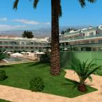 Элитная недвижимость на Тенерифе от застройщика - Las Terrazas